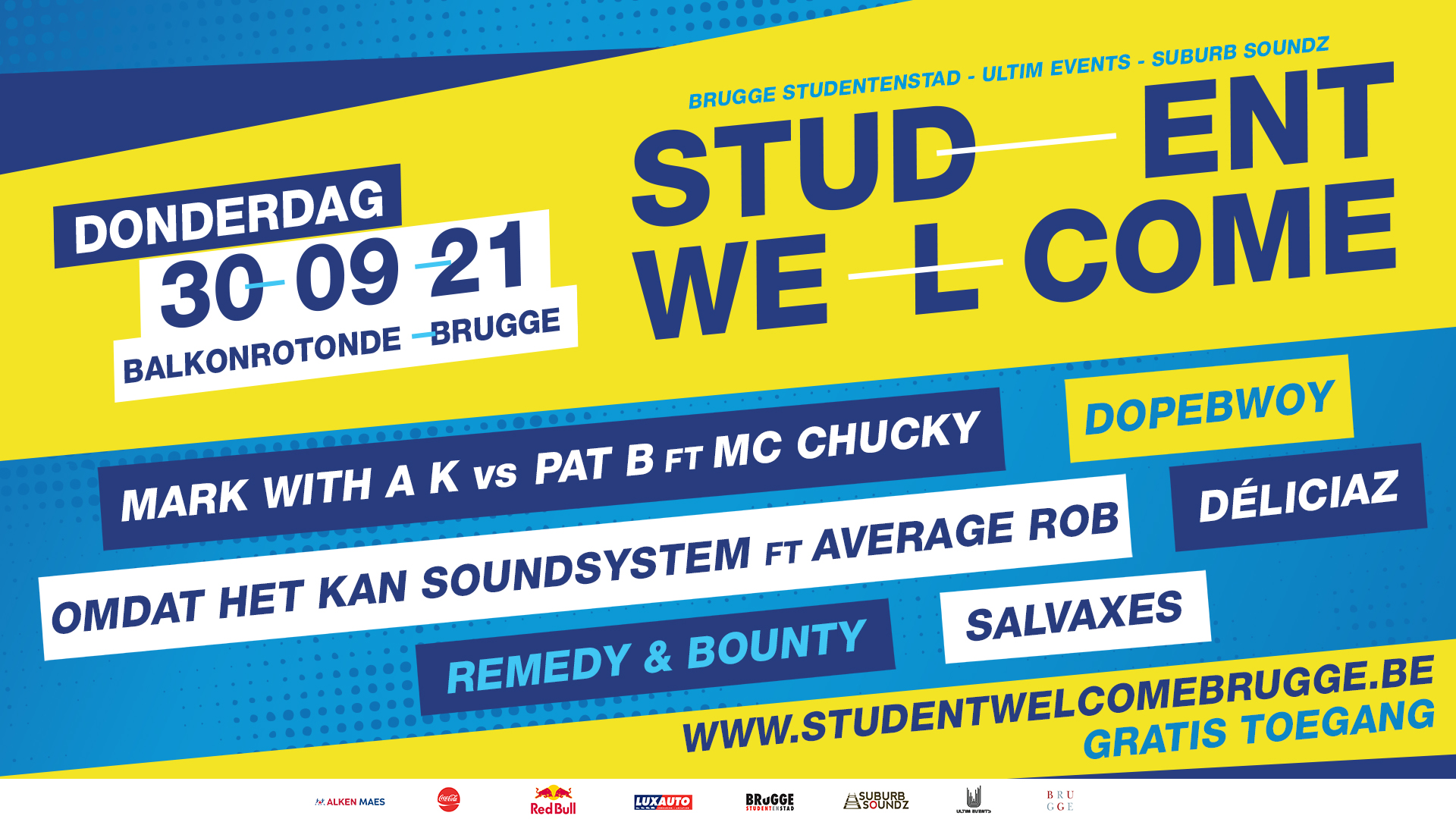 Student Welcome Brugge - 26.09